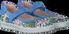 Blauwe WILD Ballerina's 4517  - small