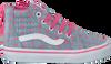 Blauwe VANS Sneakers TD SK8  - small