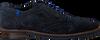 Blauwe FLORIS VAN BOMMEL Nette schoenen 19048  - small
