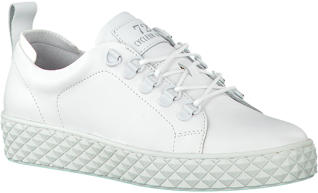 Witte CYCLEUR DE LUXE Sneakers SOL  - large