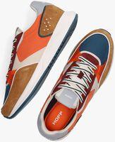 Oranje THE HOFF BRAND Lage sneakers HARLEM  - medium