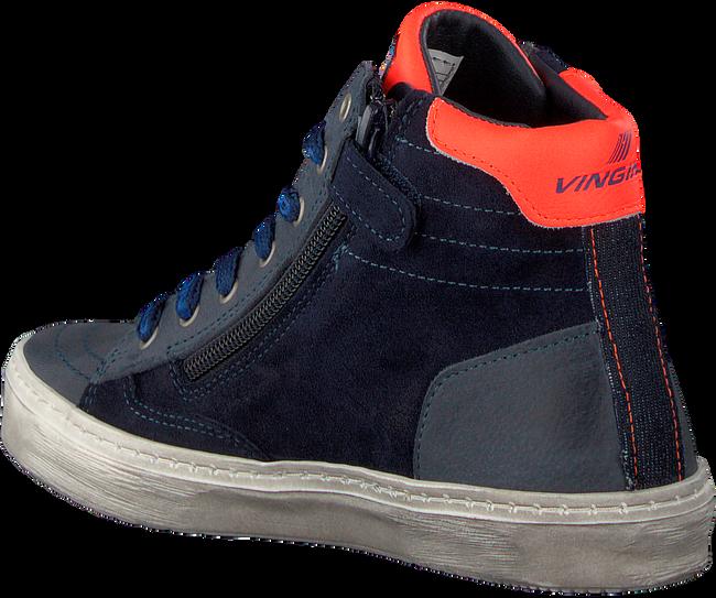 Blauwe VINGINO Sneakers GUUS MID - large