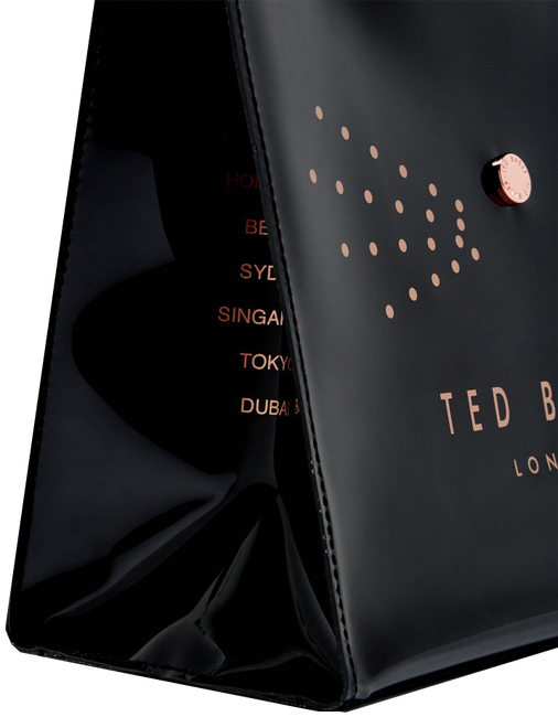 Zwarte TED BAKER Handtas FELICON - large