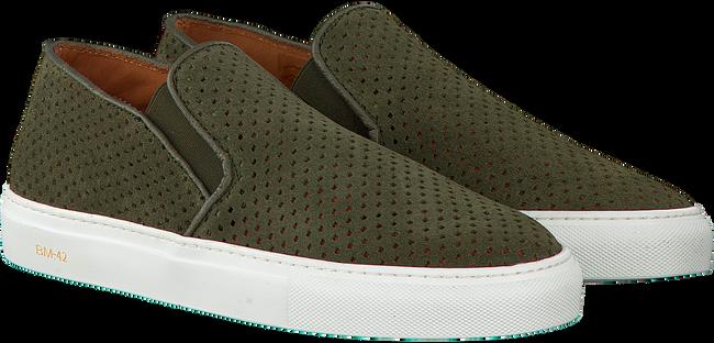 Groene BERNARDO M42 Slip-on sneakers  YS2668  - large