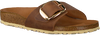 Cognac BIRKENSTOCK PAPILLIO Slippers MADRID BIG BUCKLE  - small