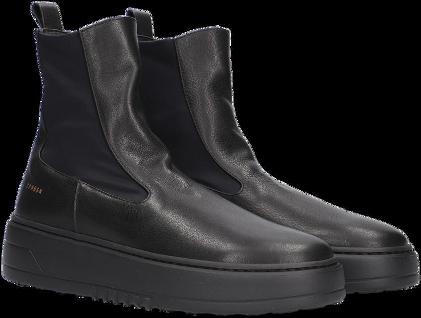 Zwarte COPENHAGEN STUDIOS Chelsea boots CPH113  - larger