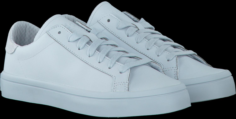 blauwe ADIDAS Sneakers COURTVANTAGE ADICOLOR   Omoda