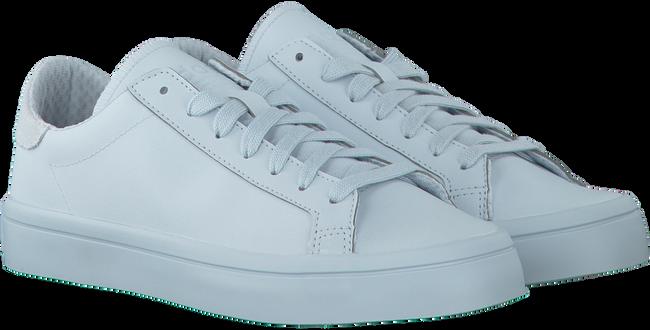 blauwe ADIDAS Sneakers COURTVANTAGE ADICOLOR  - large