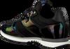 Zwarte FLORIS VAN BOMMEL Sneakers 85278  - small