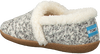 Witte TOMS Pantoffels SLIPPER  - small