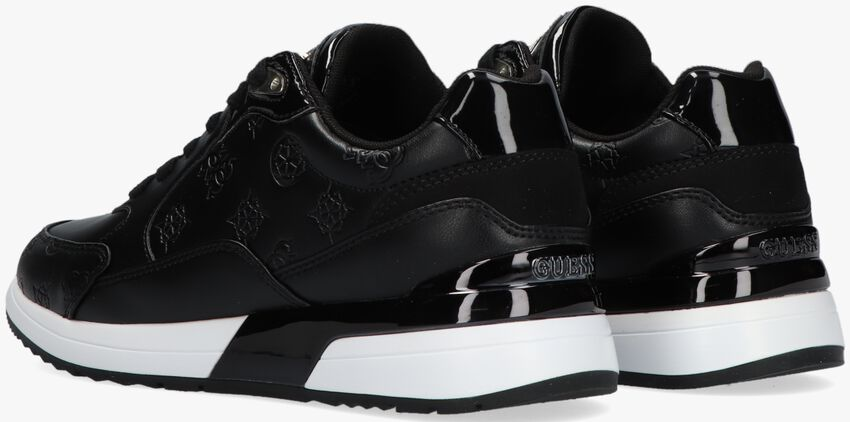 Zwarte GUESS Lage sneakers MOXEA  - larger