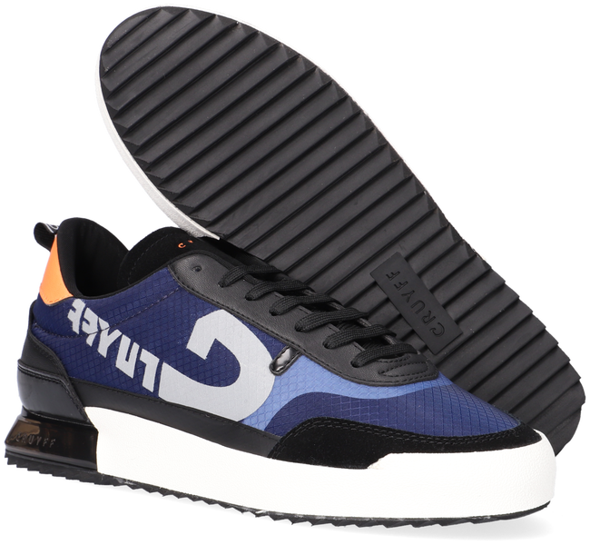 Blauwe CRUYFF CLASSICS Lage sneakers CONTRA  - large