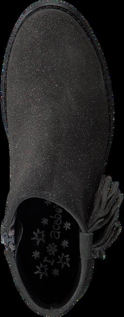 Grijze ACEBO'S Lange laarzen 9363  - large