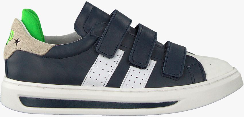 Blauwe HIP Sneakers H1888  - larger