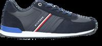 Blauwe TOMMY HILFIGER Lage sneakers ICONIC RUNNER  - medium
