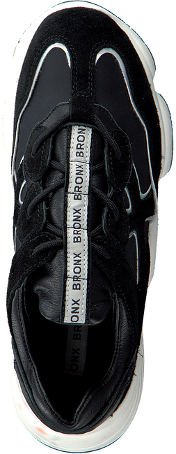 Zwarte BRONX Sneakers  FRANKY-JAMES - large