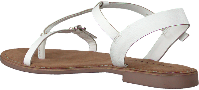 Witte LAZAMANI Sandalen 75.501 3qP64RPk