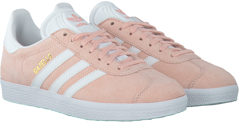 Roze ADIDAS Sneakers GAZELLE DAMES Omoda.nl