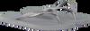 Grijze HAVAIANAS Slippers SLIM GLITTER  - small