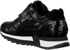 Zwarte HASSIA Lage sneakers MADRID  - small