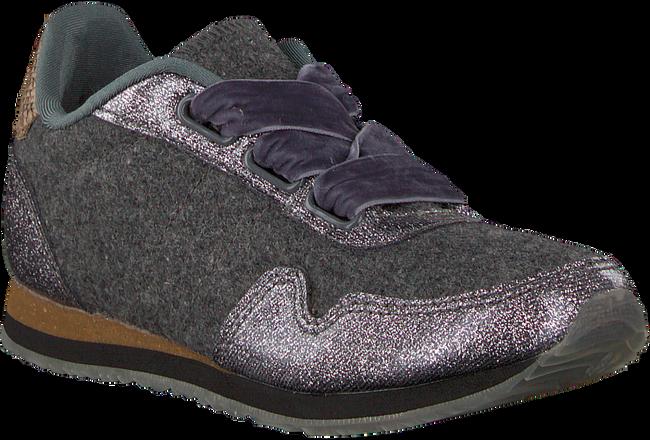 Zilveren WODEN Sneakers SIENNA WOOL - large