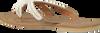 Beige HOT LAVA Slippers STARFISH - small