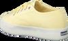 Gele SUPERGA Sneakers 2730 COTU  - small