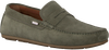 Groene TOMMY HILFIGER Mocassins CLASSIC SUEDE PENNY LOAFER  - small