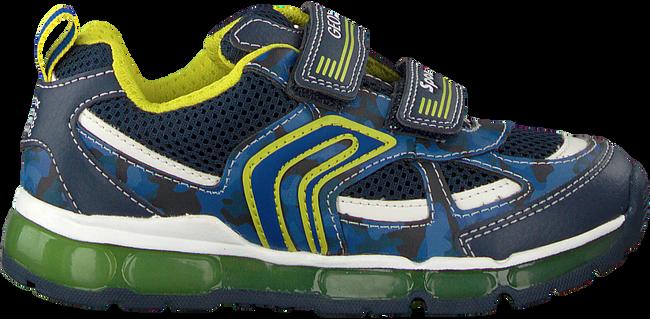 Blauwe GEOX Sneakers J9244C  - large