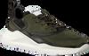 Groene BARRACUDA Sneakers BU3242  - small