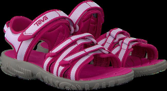 Roze TEVA Sandalen 1019395 TIRRA  - large
