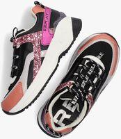 Roze REPLAY Lage sneakers KUMI  - medium