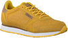 Gele WODEN Lage sneakers YDUN PEARL  - small