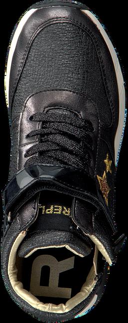Zwarte REPLAY Sneakers COCKER  - large
