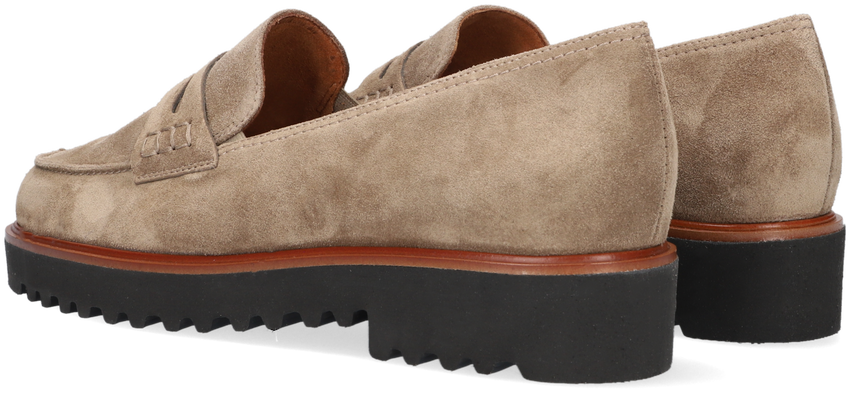 Beige PAUL GREEN Loafers 2694  - larger
