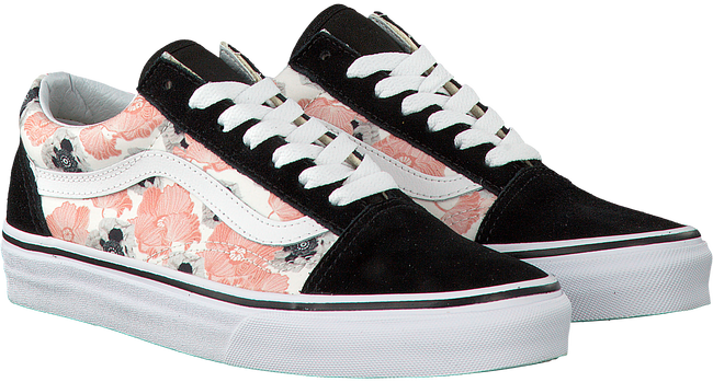 Witte VANS Sneakers OLD SKOOL WMN - large