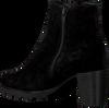 Zwarte GABOR Enkellaarsjes 95.740.17 - small