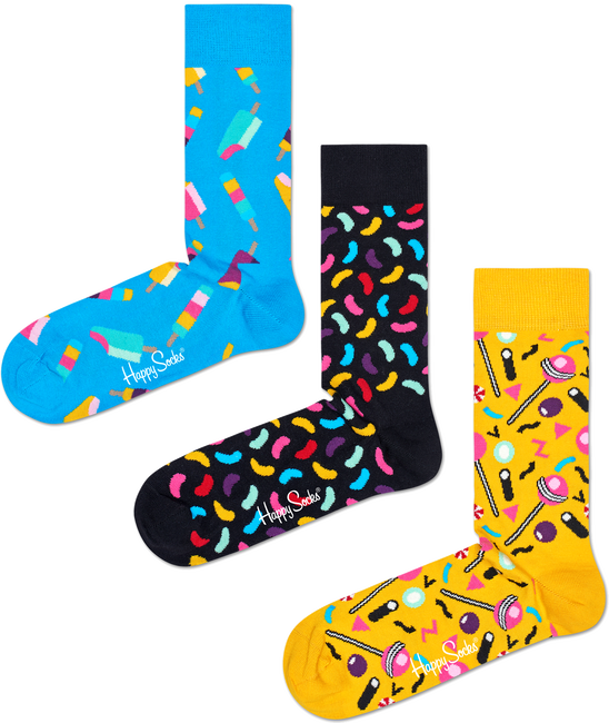 HAPPY SOCKS Sokken CANDY - large