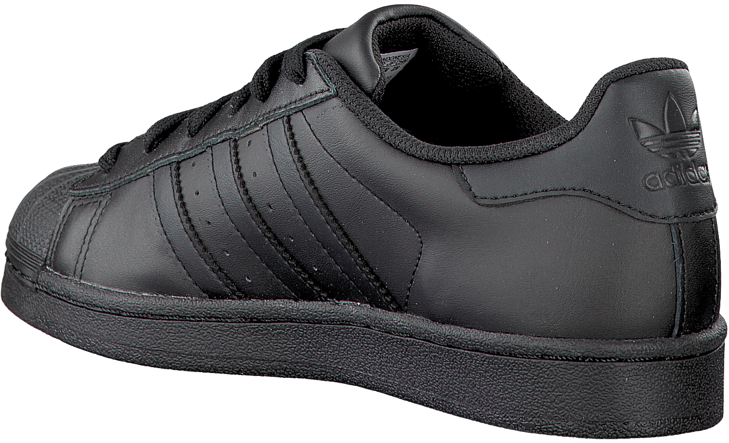 low priced 2816b cd8e7 Zwarte ADIDAS Sneakers SUPERSTAR DAMES. ADIDAS. -70%. Previous
