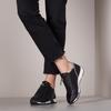 Zwarte VIA VAI Lage sneakers GIULIA BASE  - small