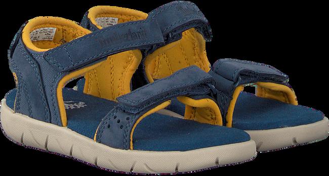 Blauwe TIMBERLAND Sandalen NUBBLE L/F STRAP SANDAL  - large