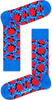 Blauwe HAPPY SOCKS Sokken COMIC RELIEF - small