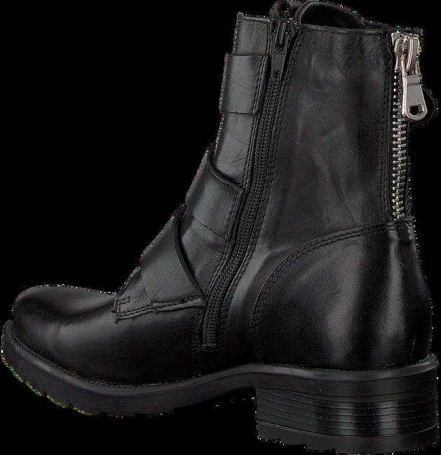 Zwarte OMODA Biker boots LPBASIM WJP91S5n