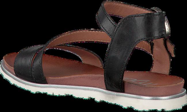 Zwarte MJUS Sandalen 255072  - large