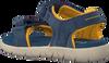 Blauwe TIMBERLAND Sandalen NUBBLE L/F STRAP SANDAL  - small