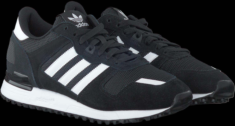 new style 46142 76c2a Zwarte ADIDAS Sneakers ZX 700 HEREN