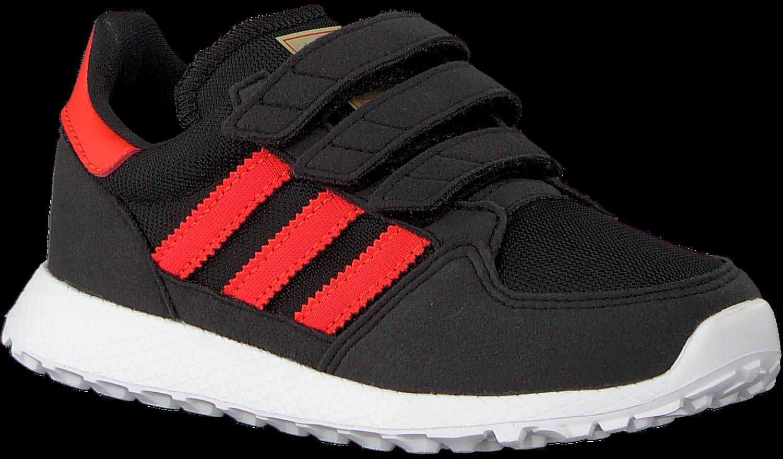 Zwarte ADIDAS Sneakers FOREST GROVE CF C