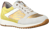 Gele DEVELAB Lage sneakers 42564  - small