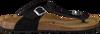 Zwarte WARMBAT Slippers SCHLOBBERG JUANPOVEDA  - small