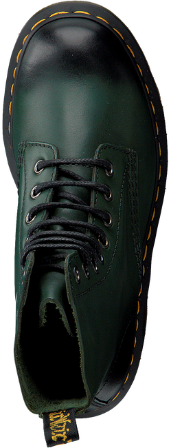 Groene DR MARTENS Veterboots 1460 - large